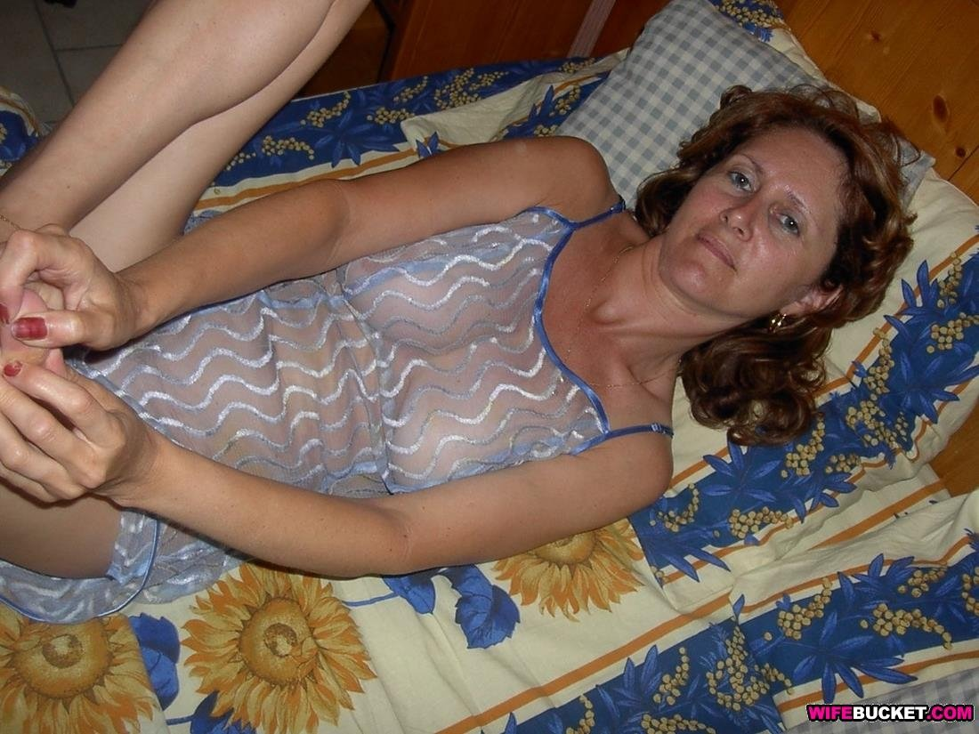 Thanny at home Mature romanian women