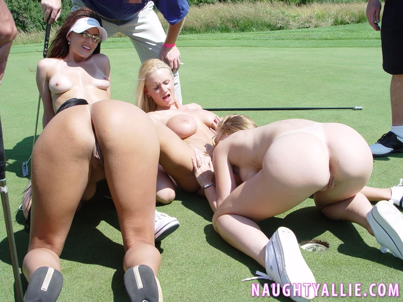 Horny Sluts Get Worked Up Over Holes And Balls While -1871