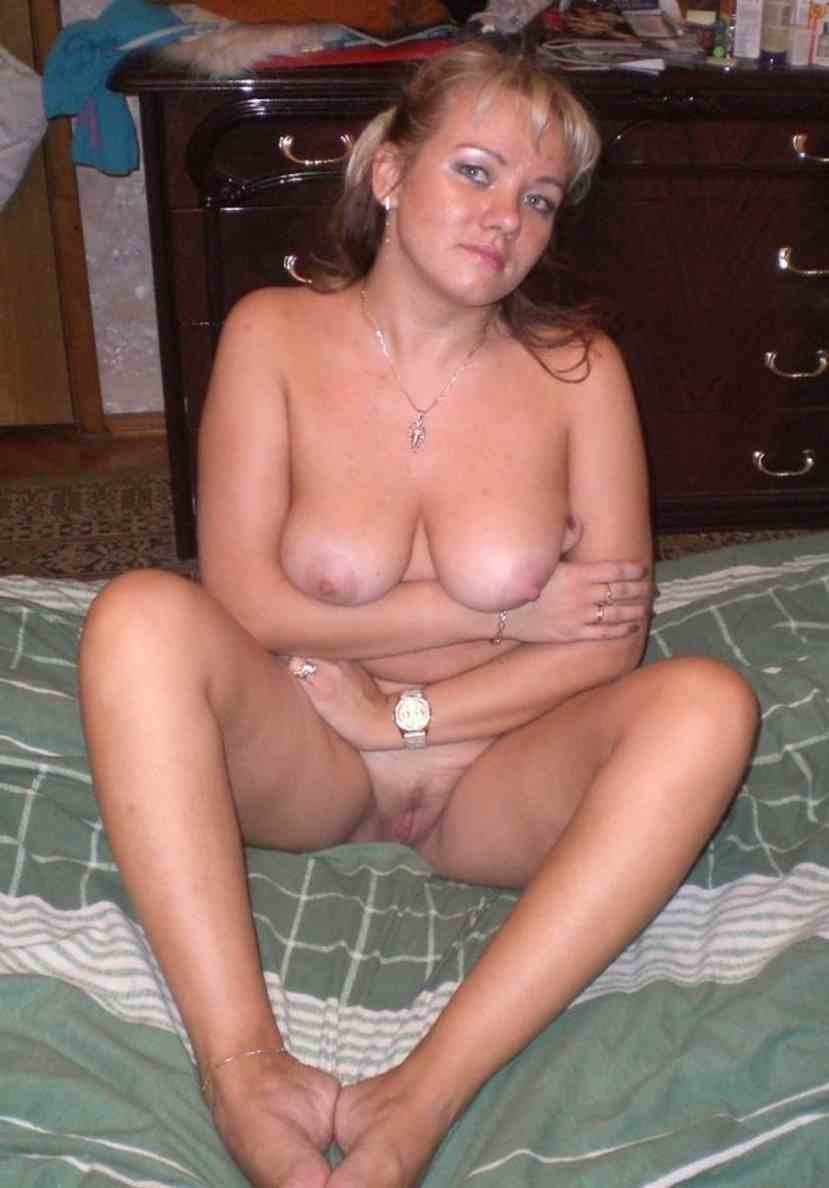 Hot white wife