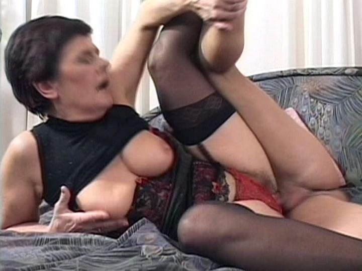 hairy mature and young lesbians