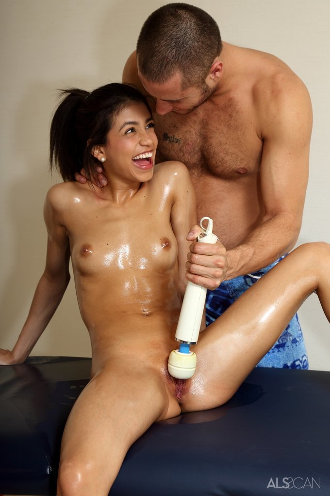 Nude + female contortionists Gym workout home mom and son