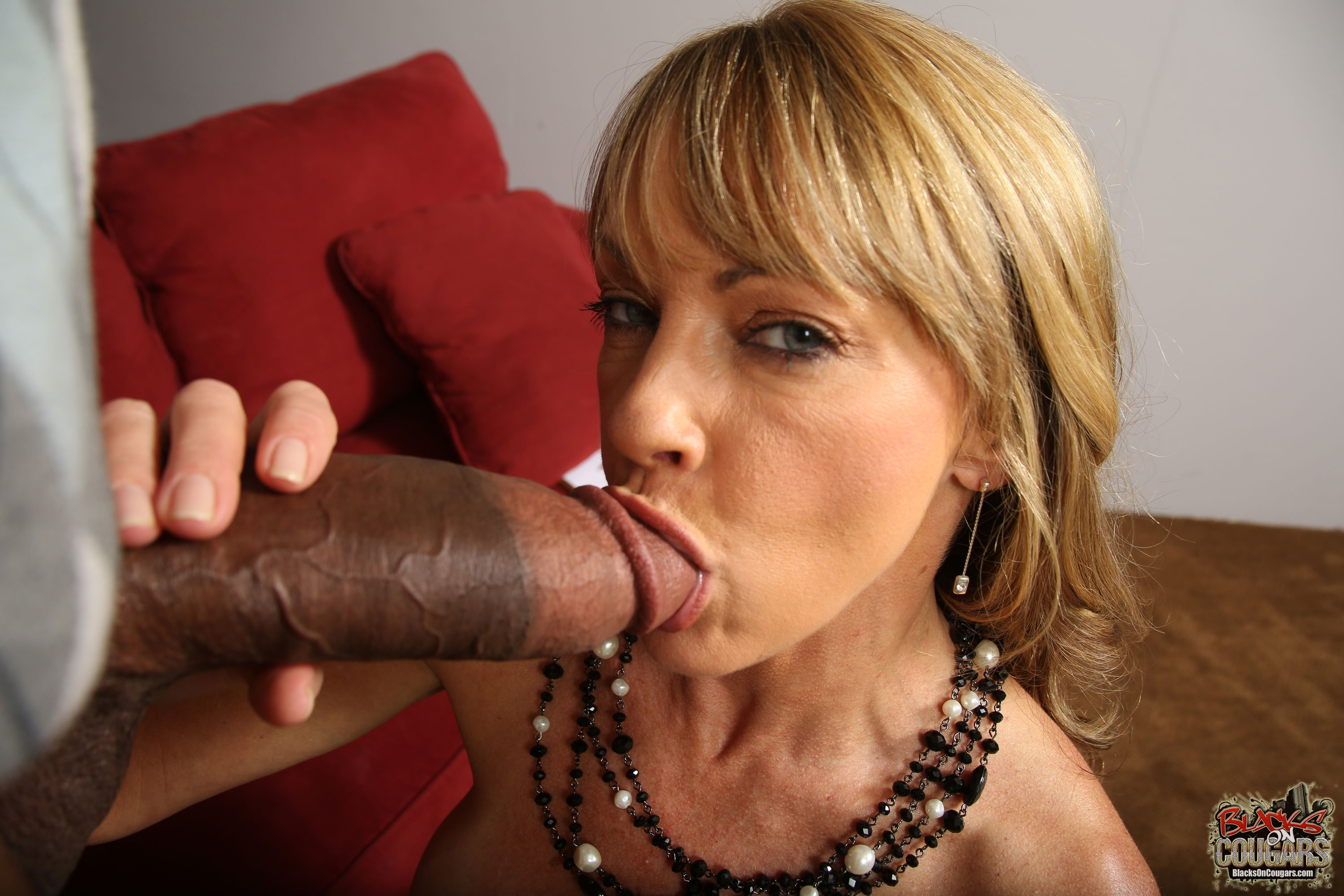 Interracial mom porn tube #1