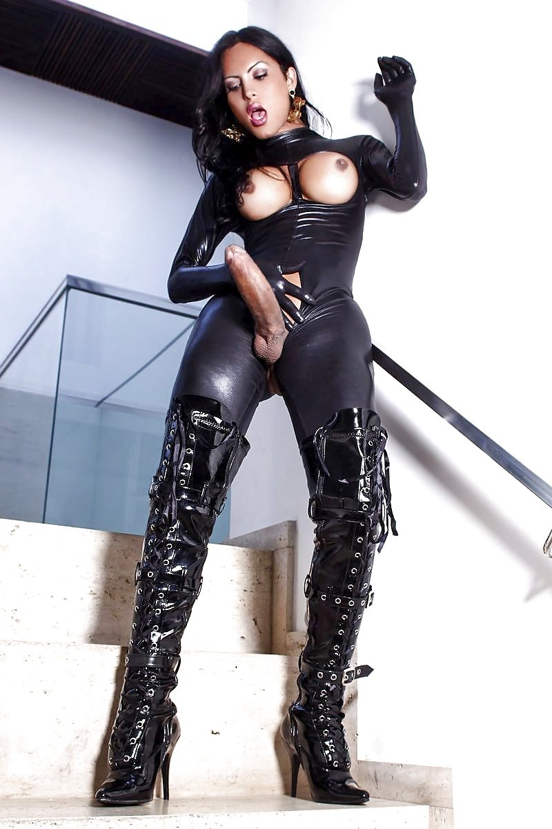transexual-leather-whores-pussy