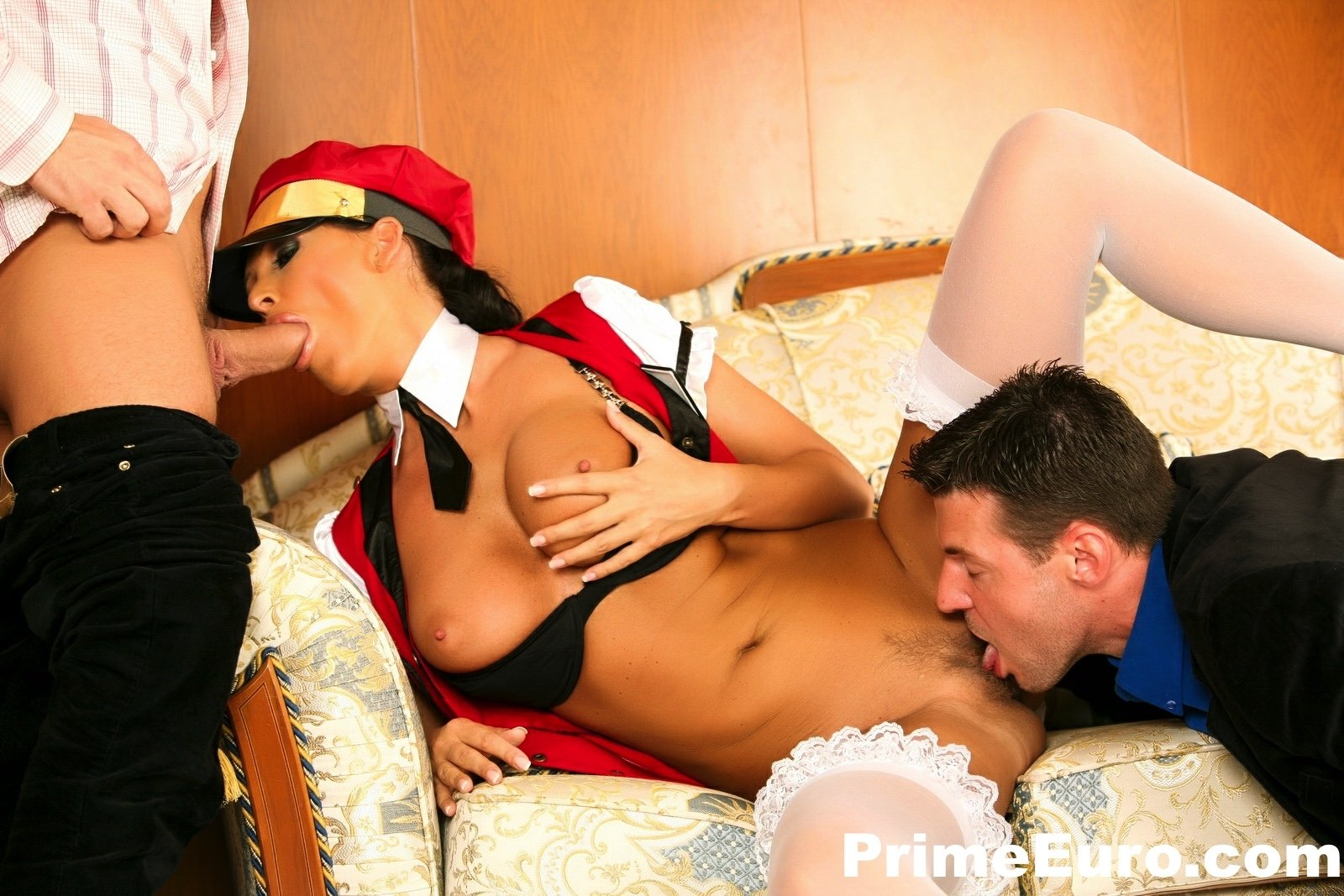 Japanese wife affair with old man
