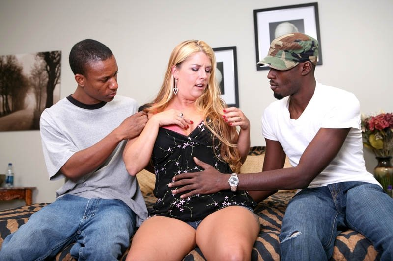 Mature cuckold young