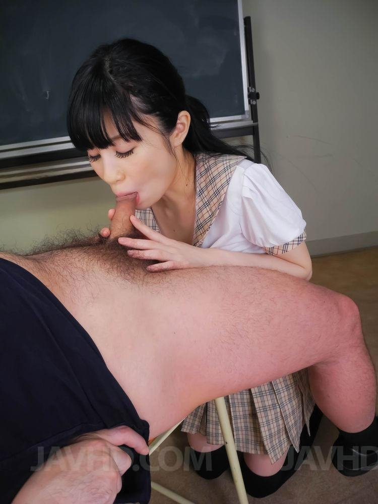 Forced chastity cum