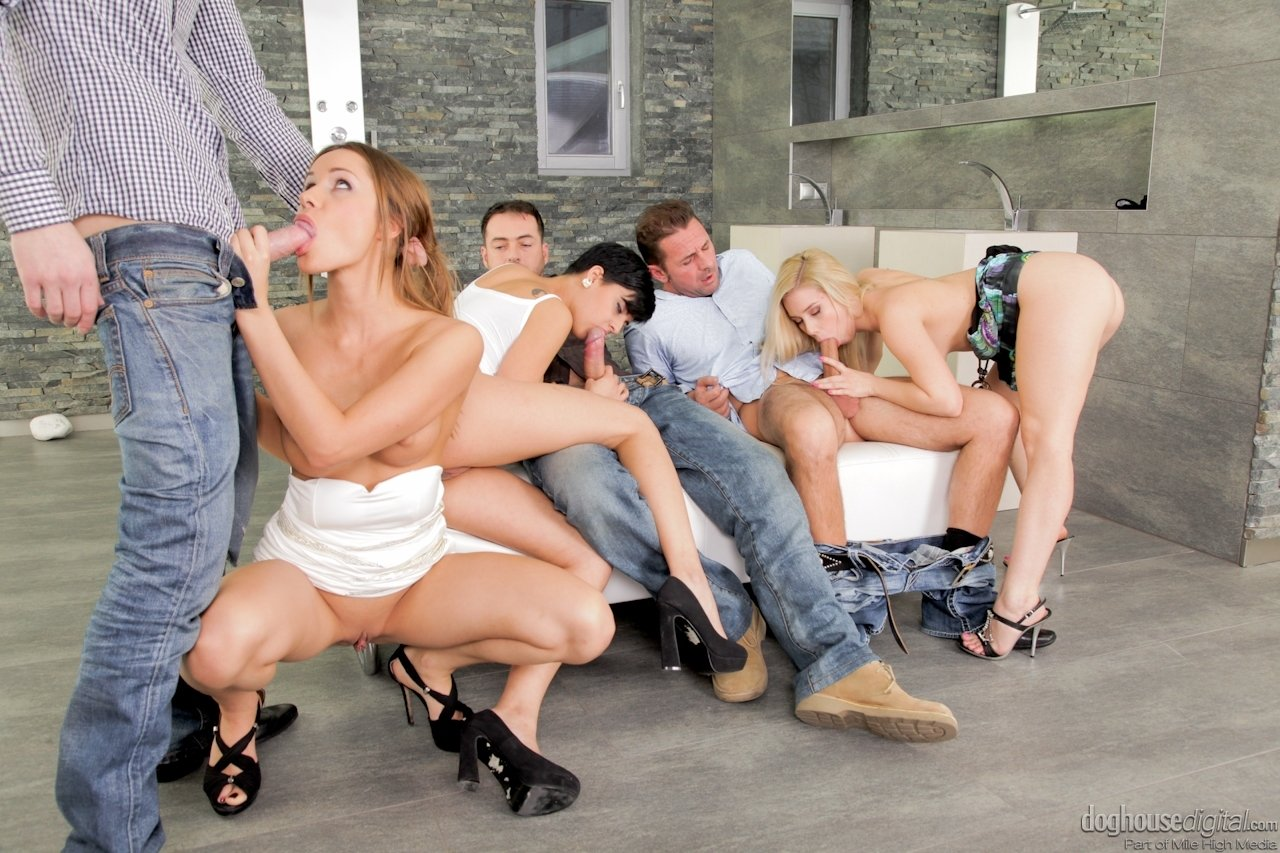 home swinger party