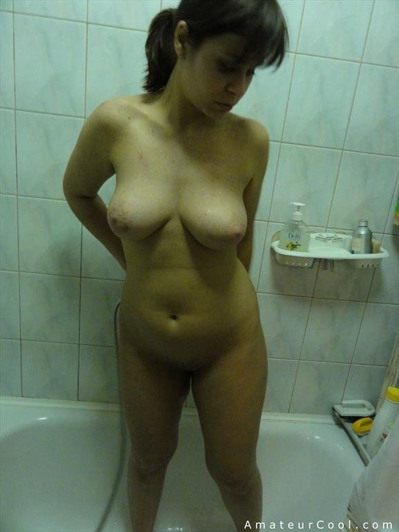 Amateur natural young