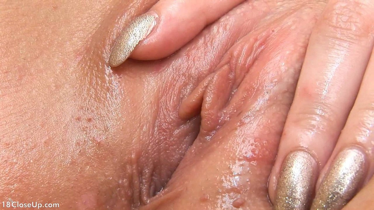 Fresh squeezed pussy — 1