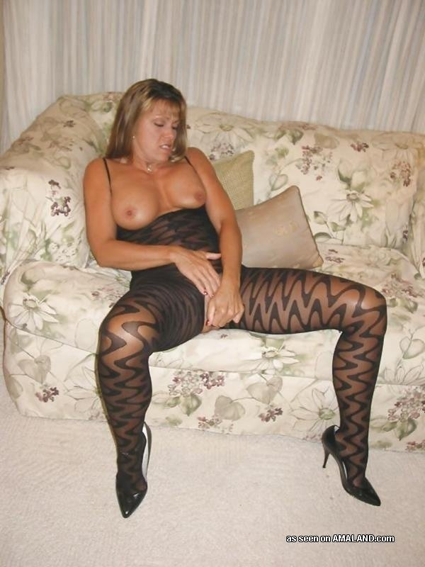 Fully clothed tease real homemade cuckold wife