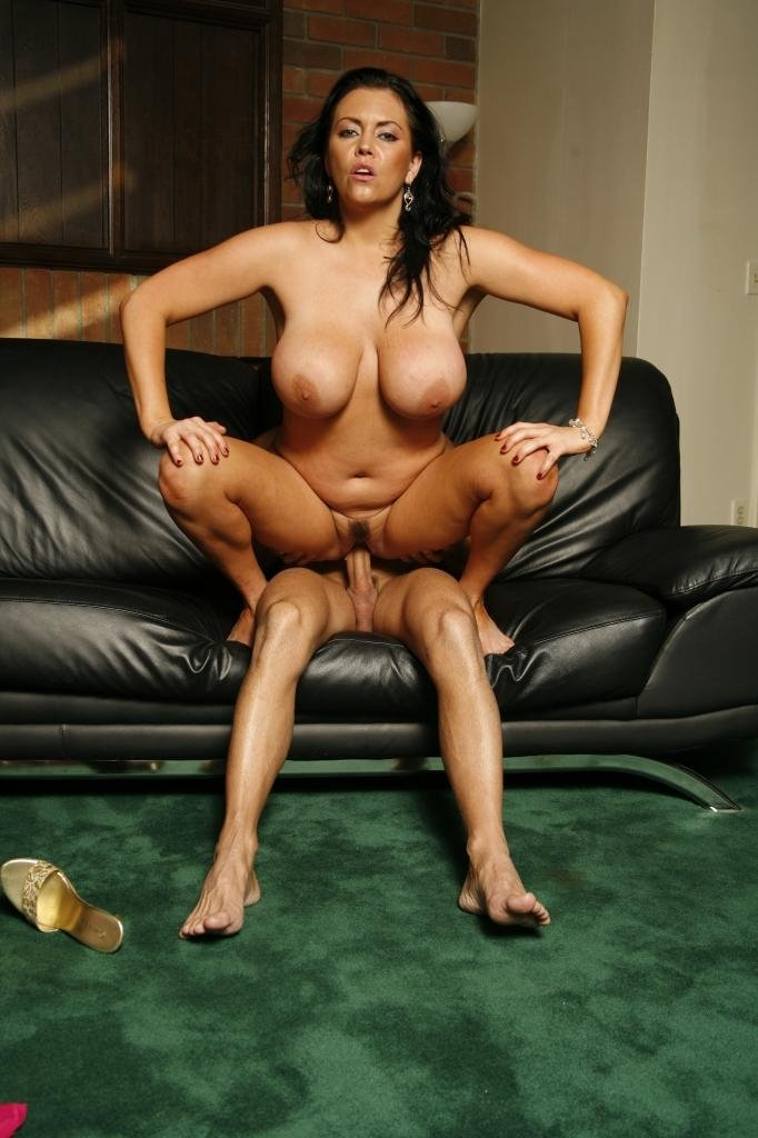 Ebony milf smoking #1
