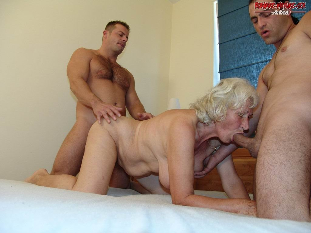 Mature Granny Forced Anal