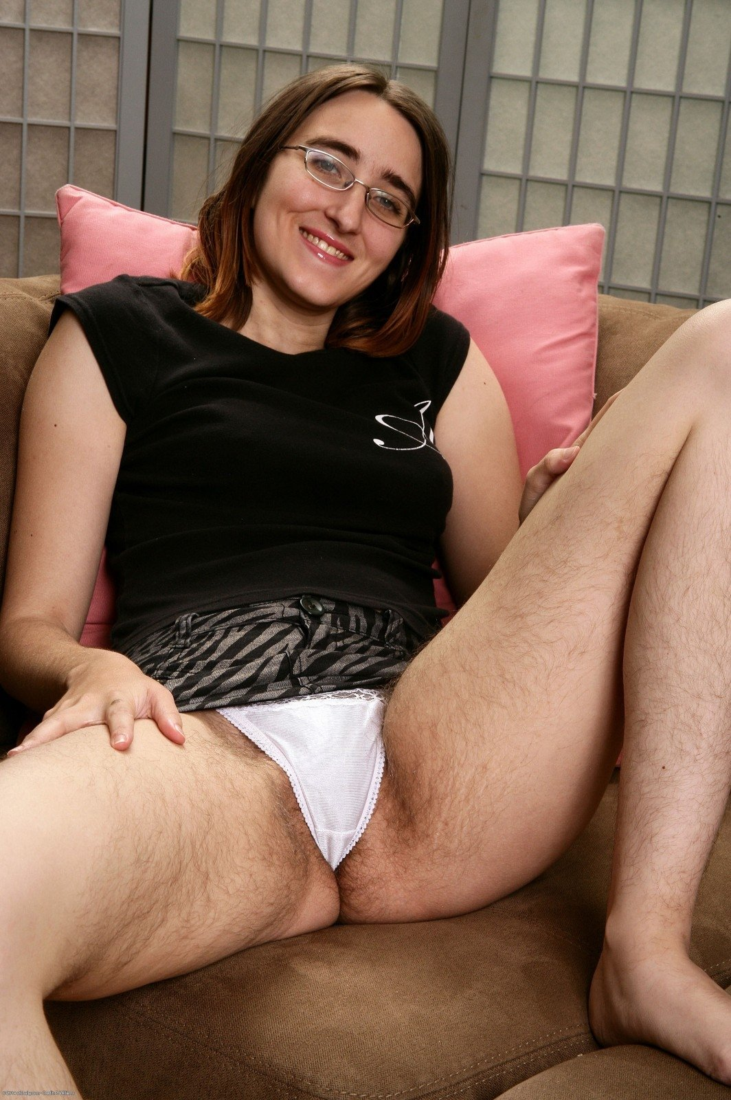 Black upskirt mature