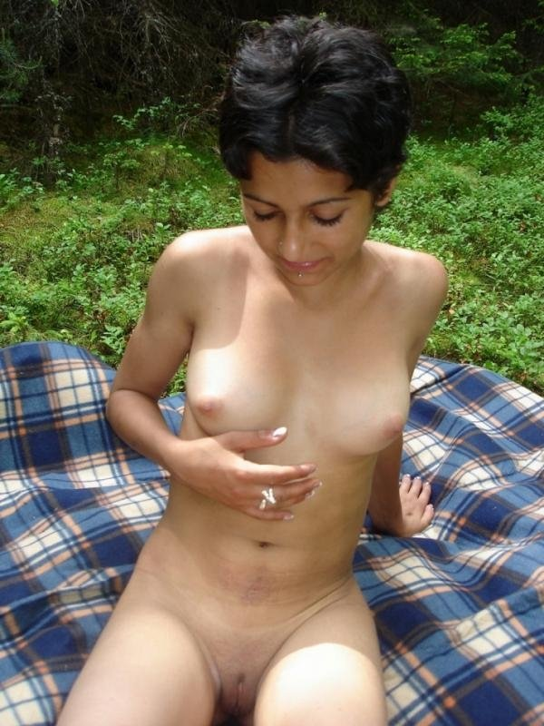 puffy nipples handjob