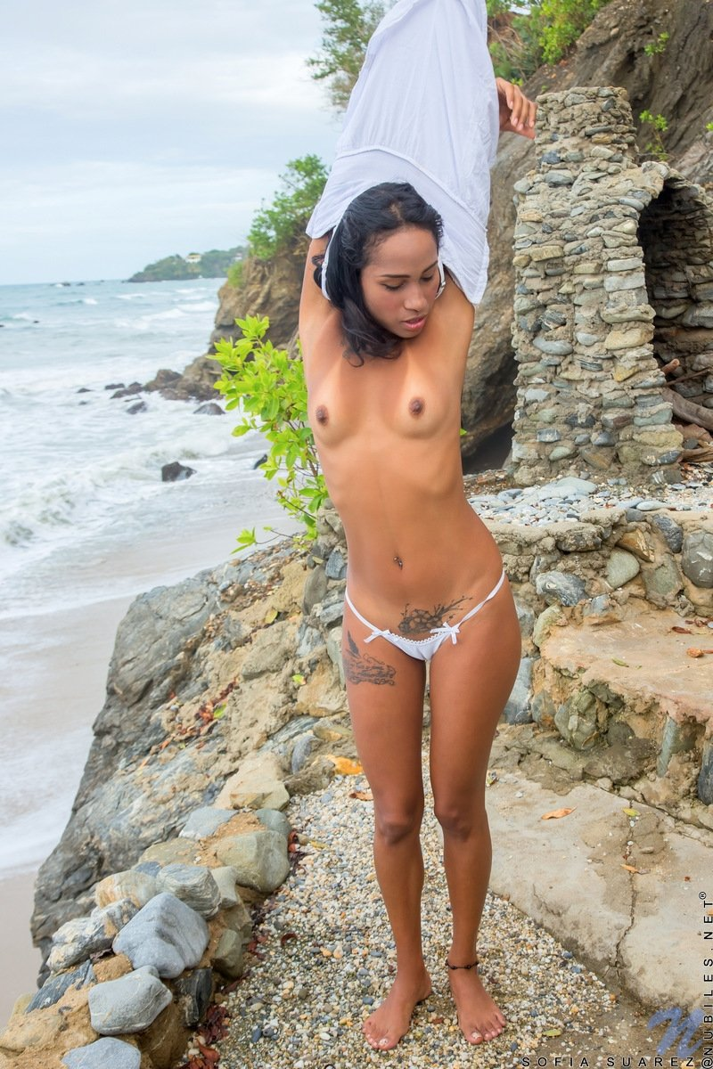 hot girls at the beach naked add photo