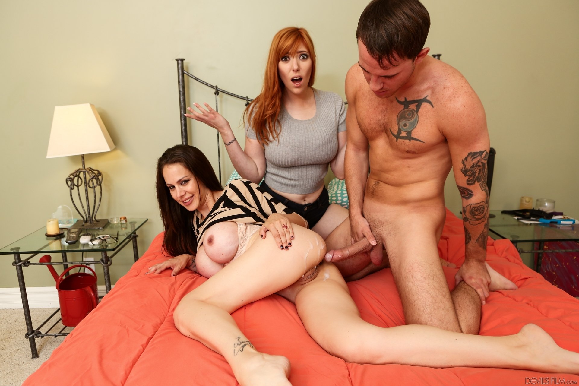 Brazzers hard anal sex #1