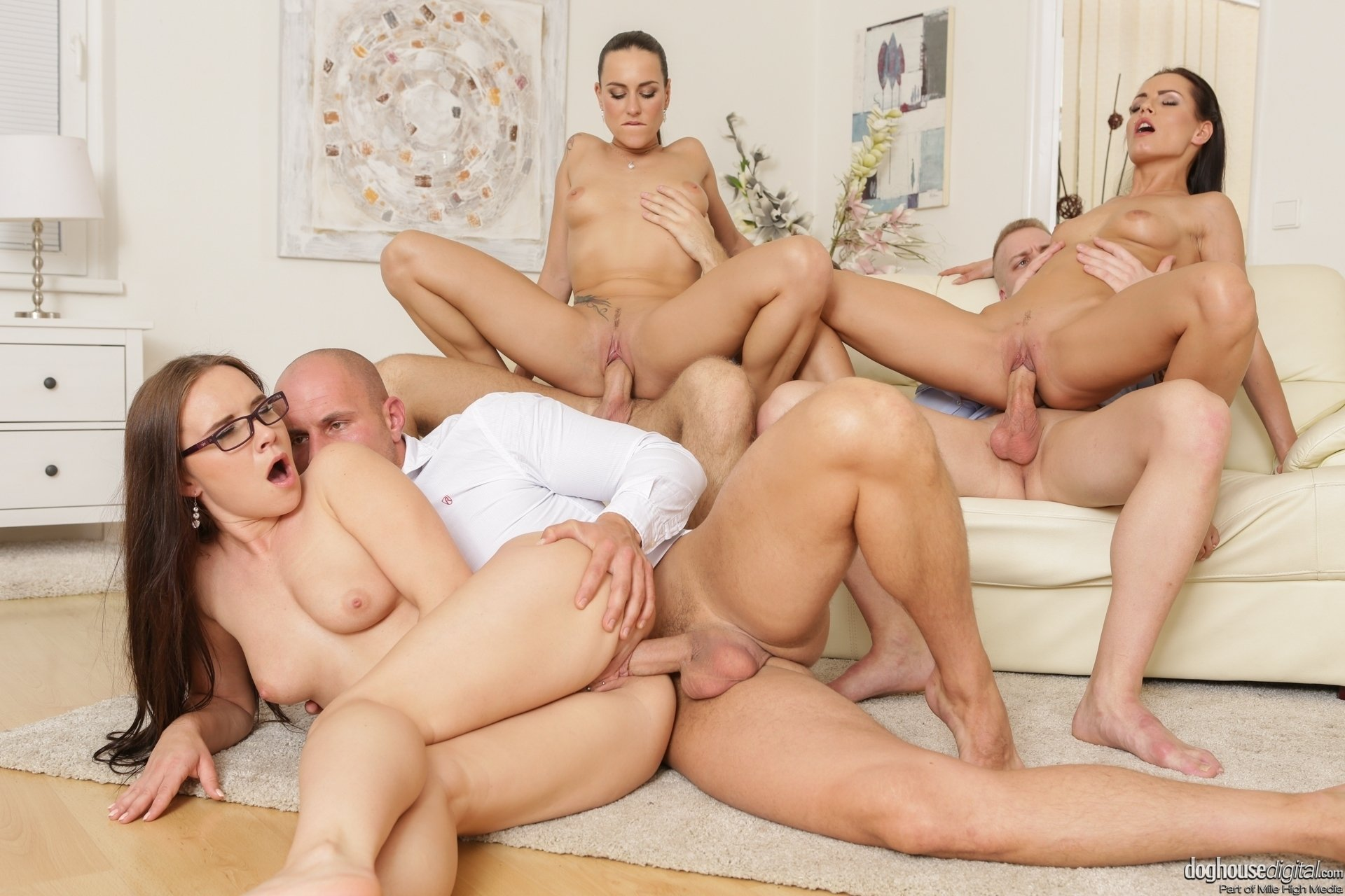 Live group gay sex #6