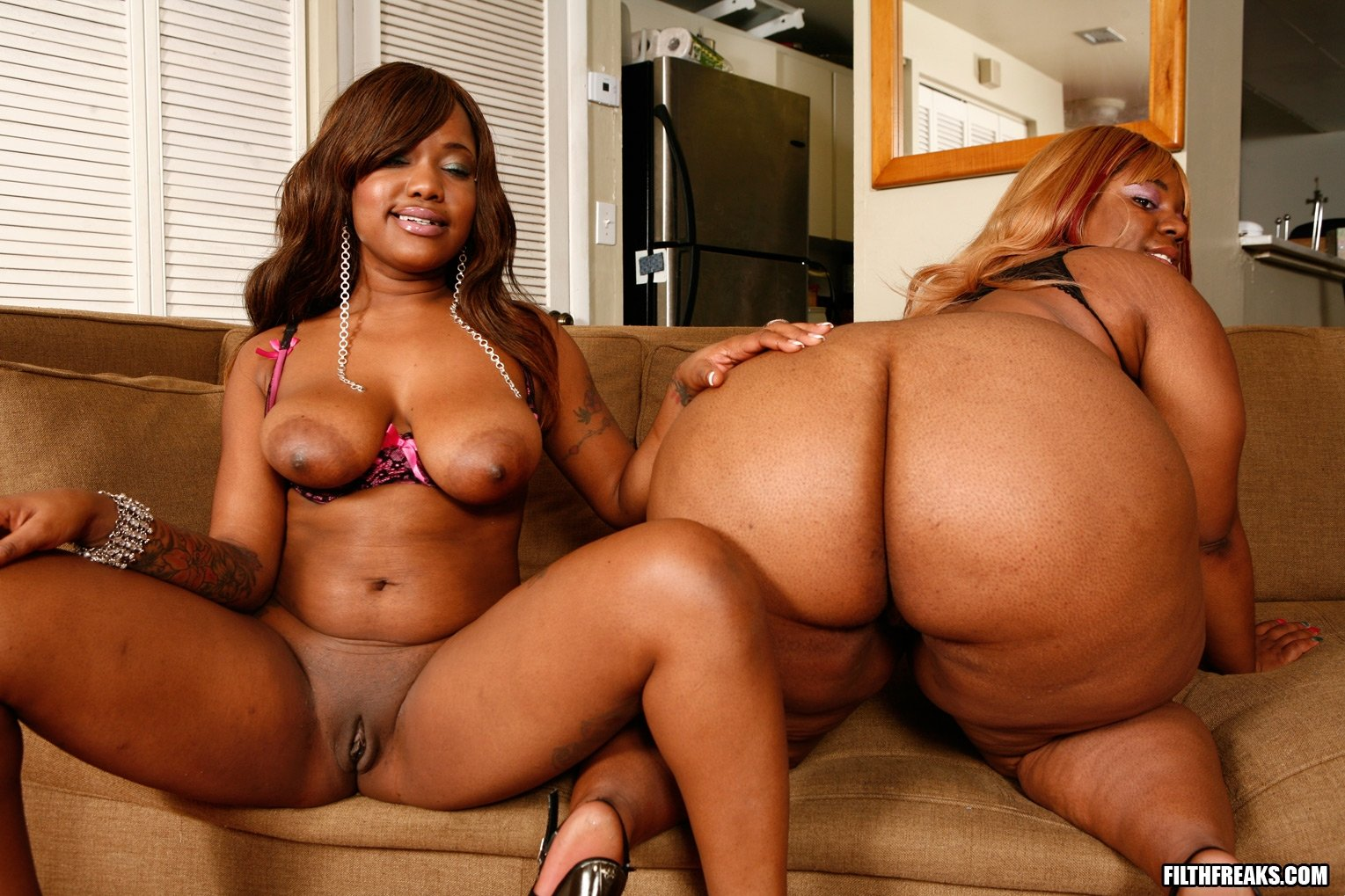 video tity porn fat black woman