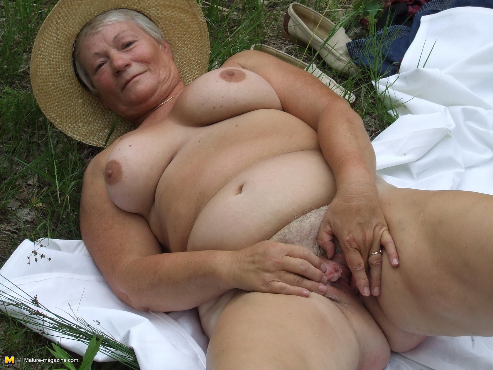 All black granny porn #6