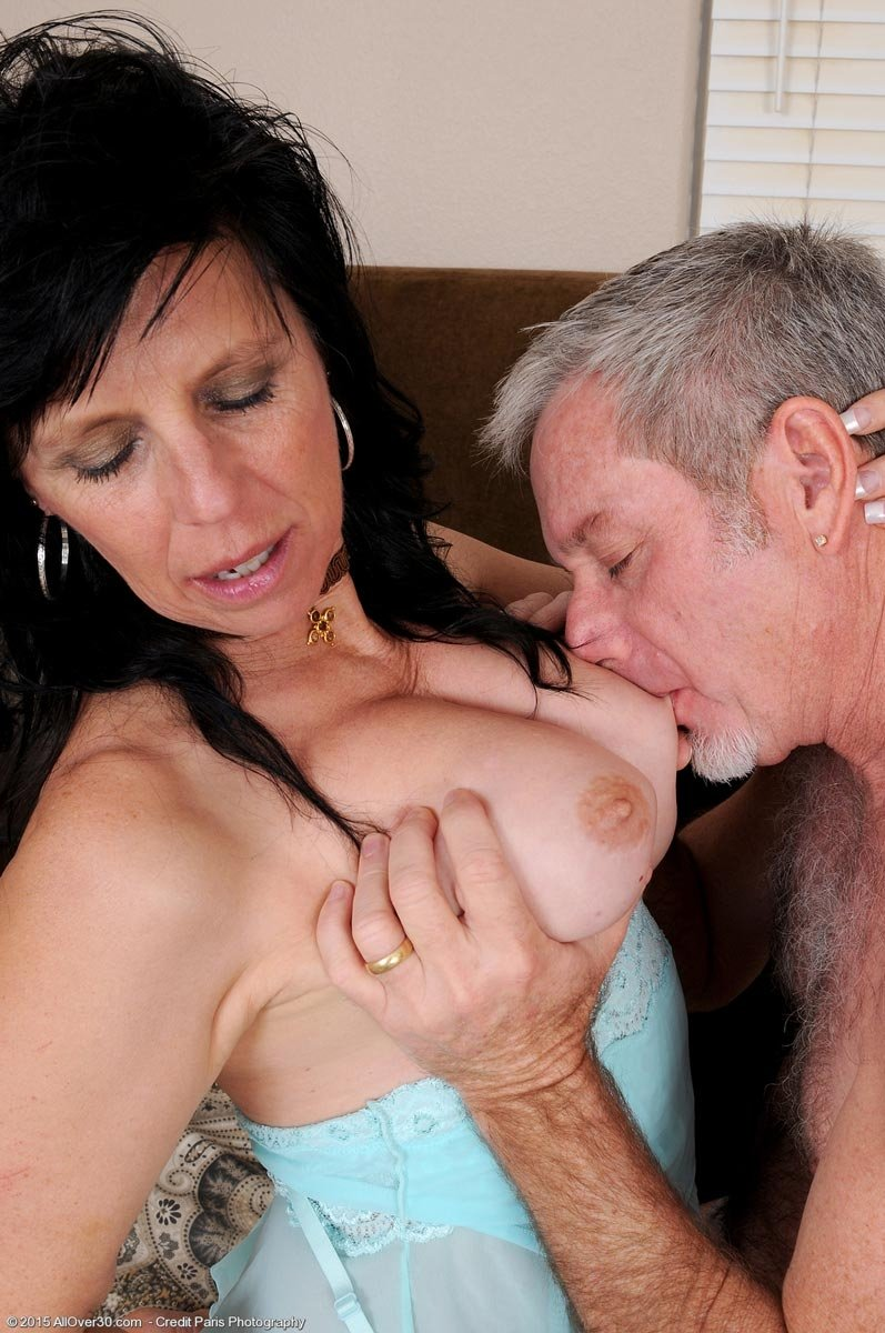 hairy fat mature anal