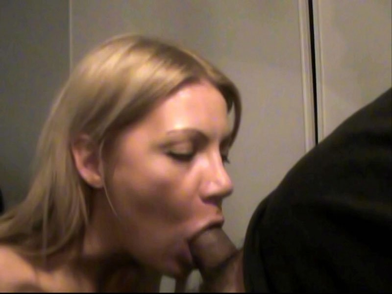 Gloryhole cock licking and sucking interracial 19