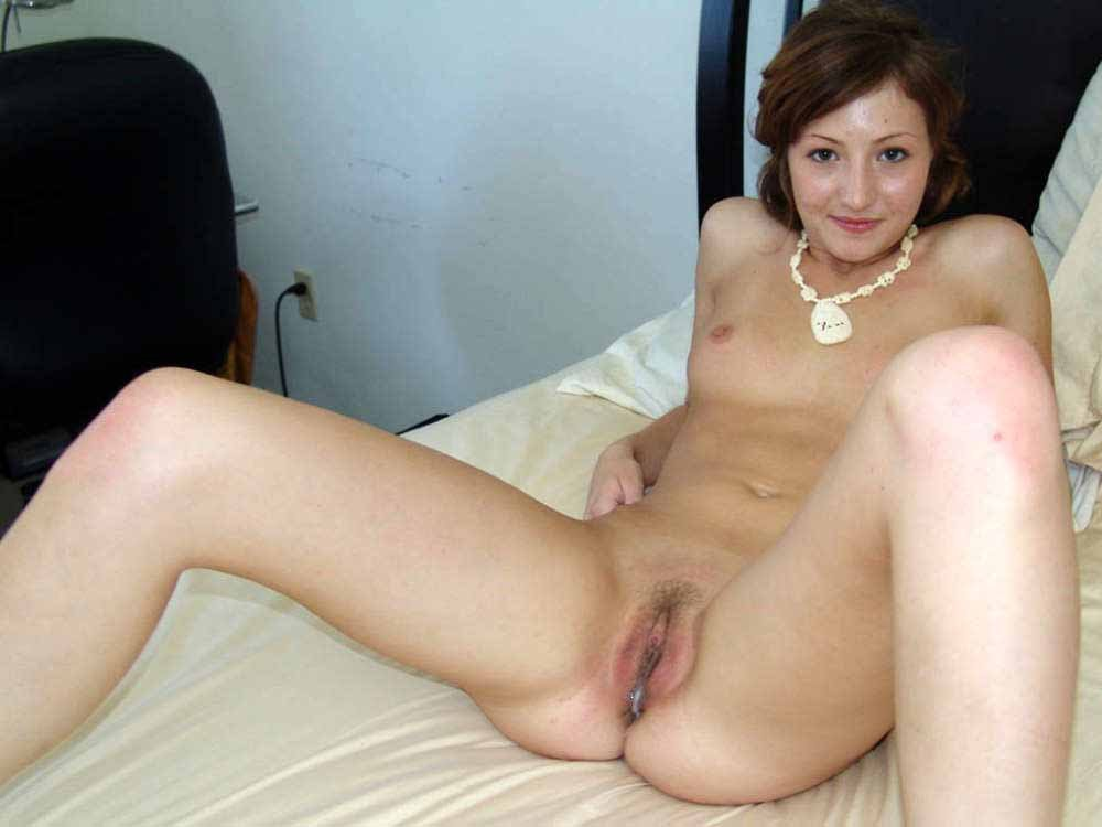 Bubble butt milf creampie #10