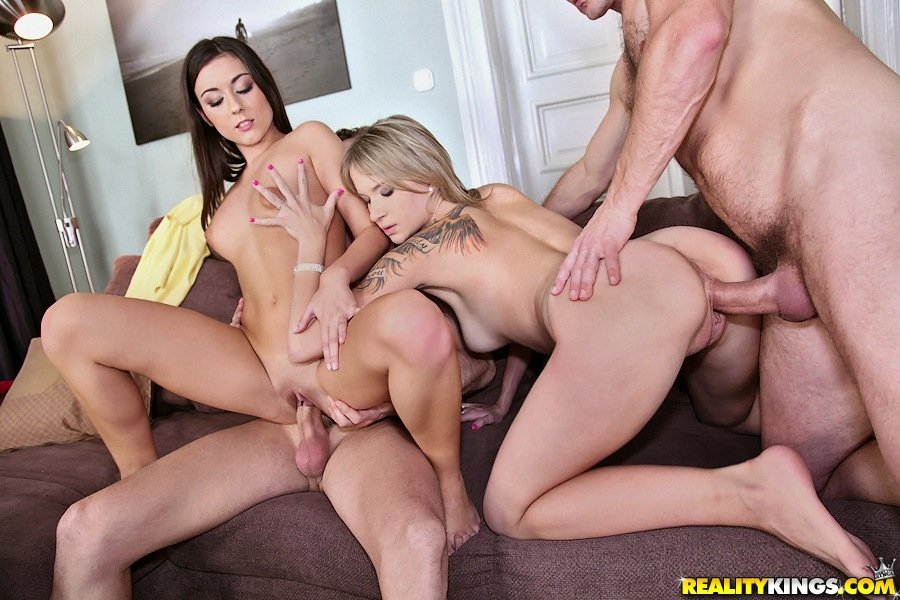 Pussy For Breakfast Using Lyen Parker And Darcee Lee