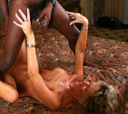 Interracial cuckold #1