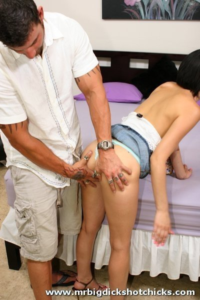 Wife helps son cum