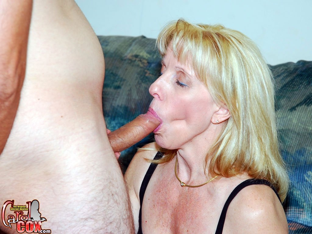 Blonde neighbor sex #1
