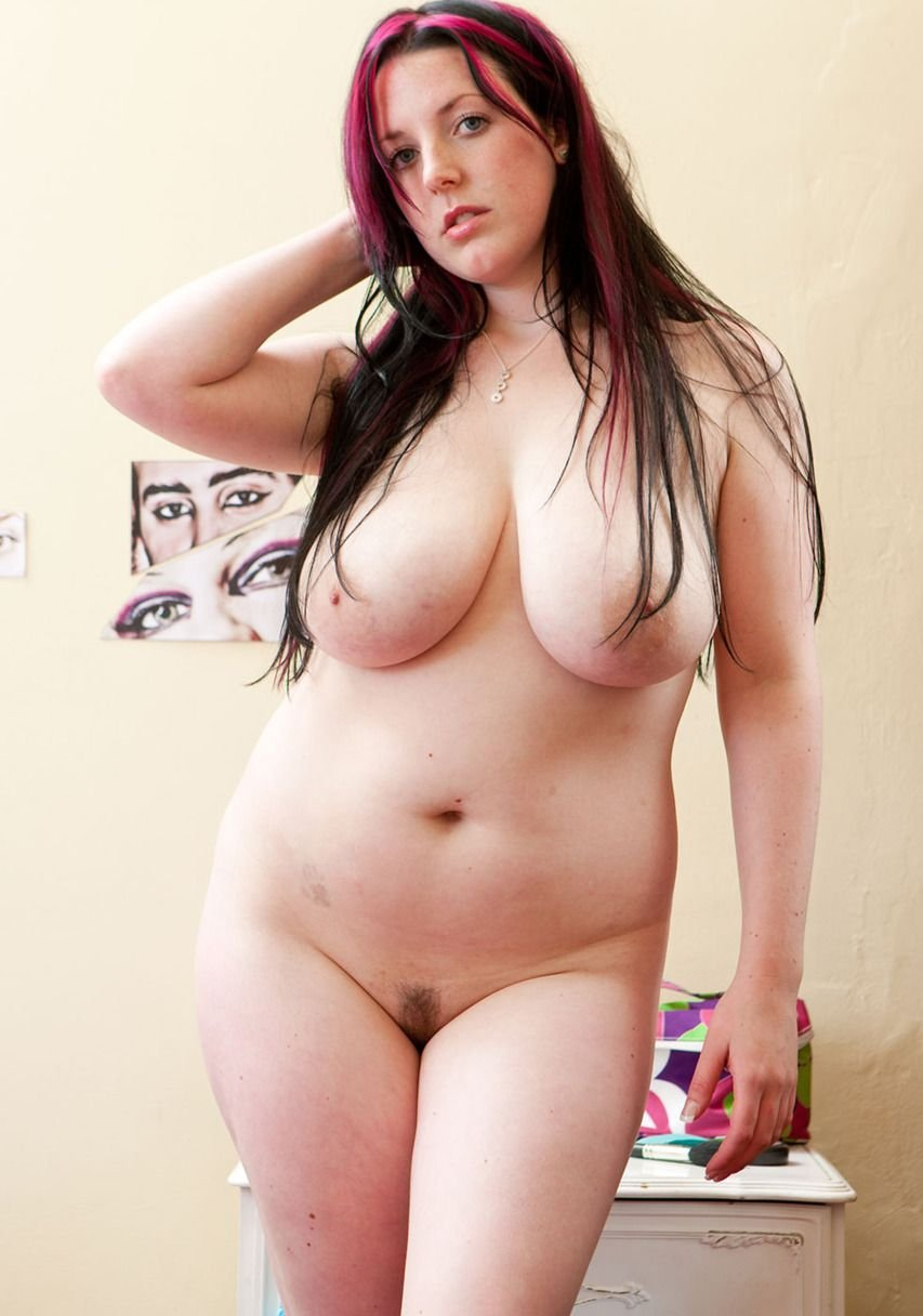 Fat sexy white girl naked — img 15