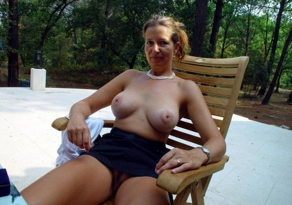 Mature women bikini photos #1