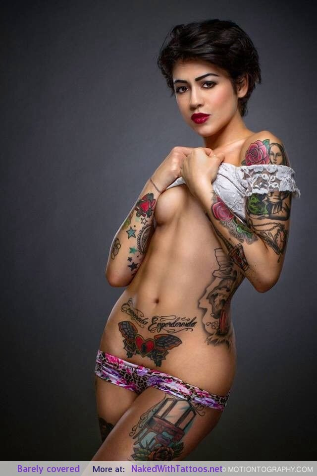 Hairy tattoo gallery panty