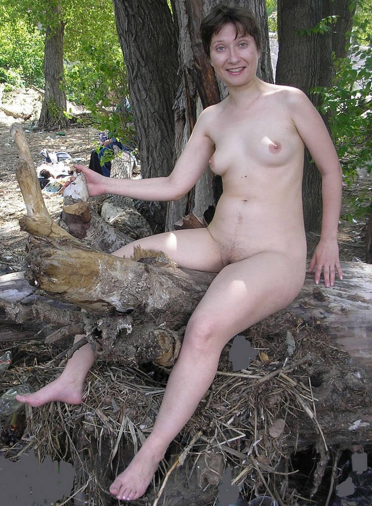 naked petite mature women there