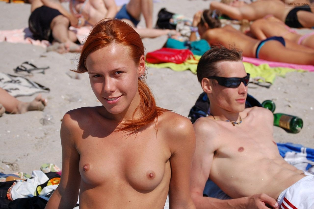 big naked oiled boobs