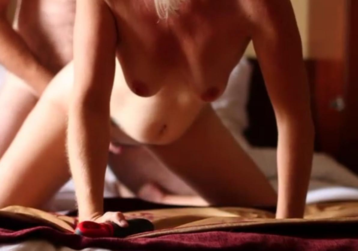 Porn star audition video #7