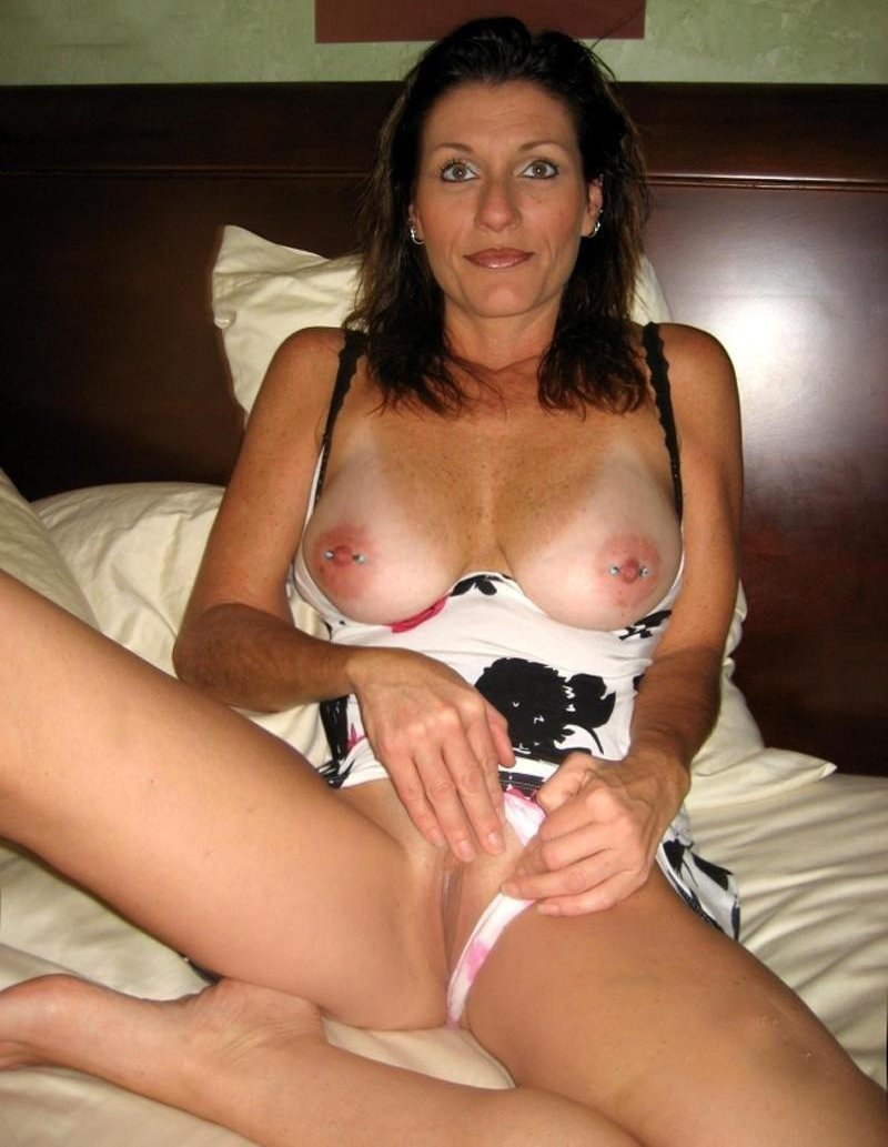 The Poodle Milf Gives Great Head