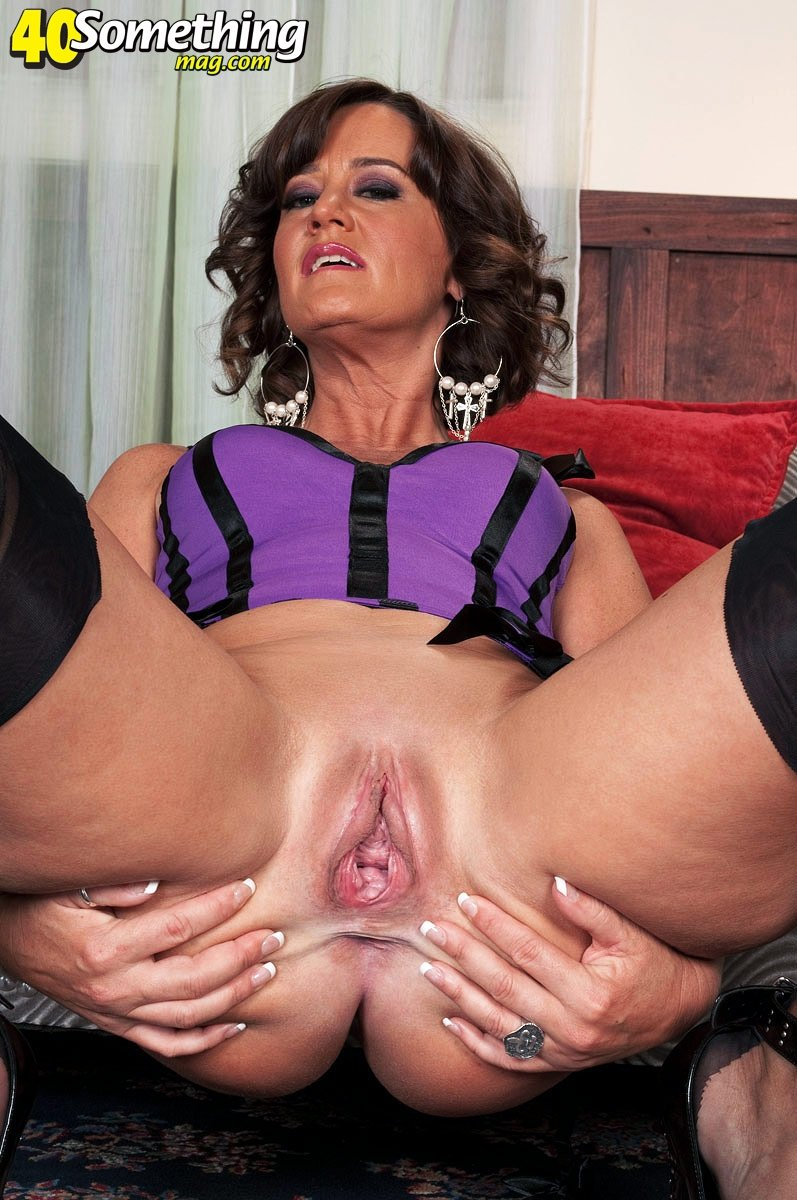 submissive anal mature