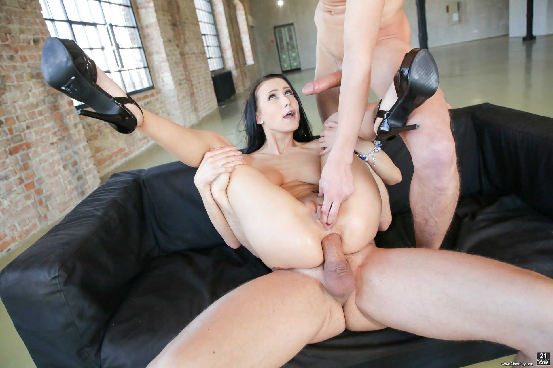 Sister threesome hd Foreplay between husband and wife