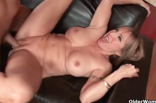 Wife and young student blonde mature femdom