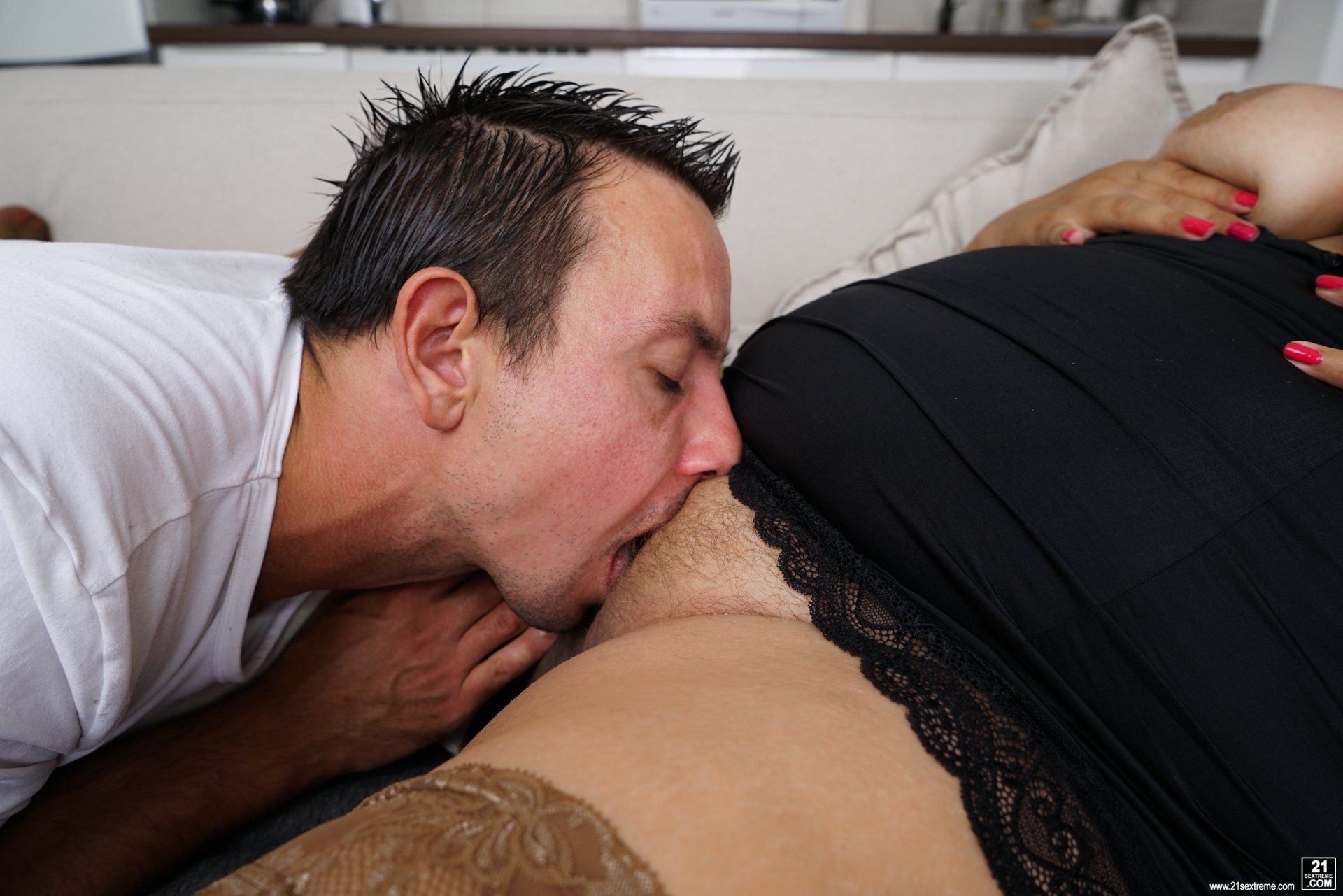 husband sharing his hot wife with bbc there