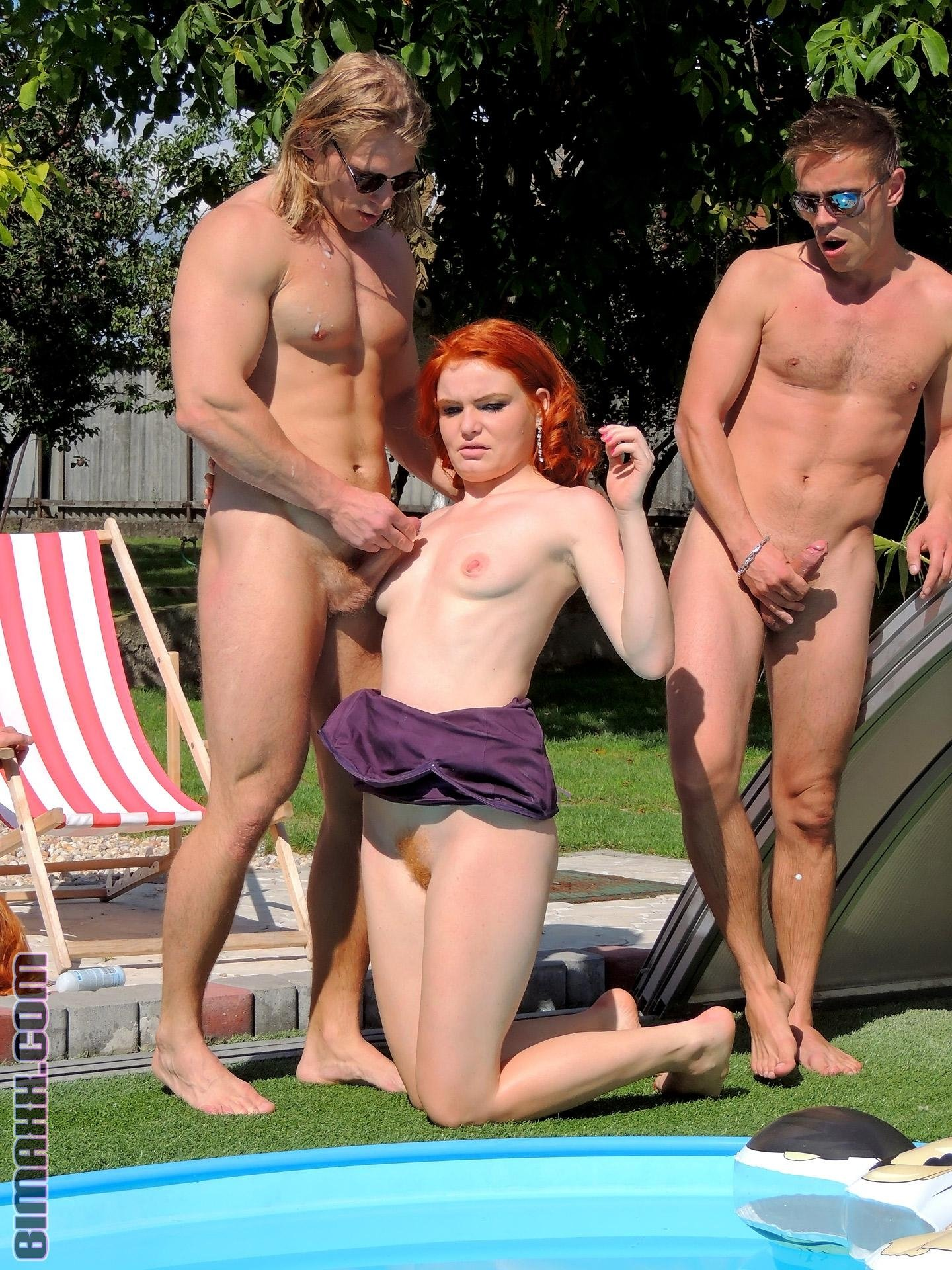 hairy ginger men naked