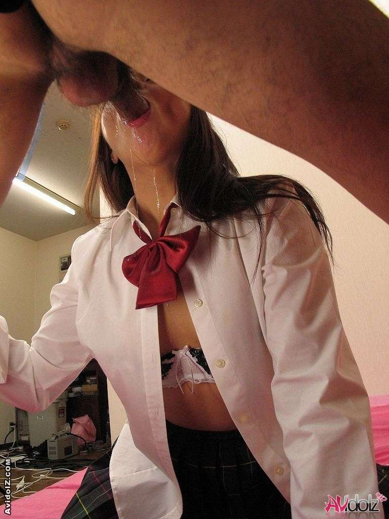 black schoolgirl upskirt add photo
