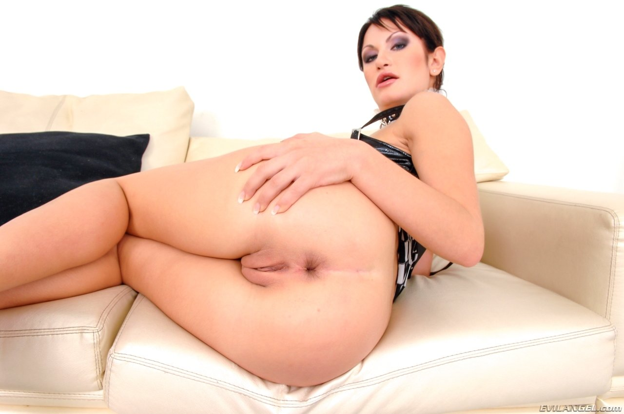 Lesbian couch sex #1