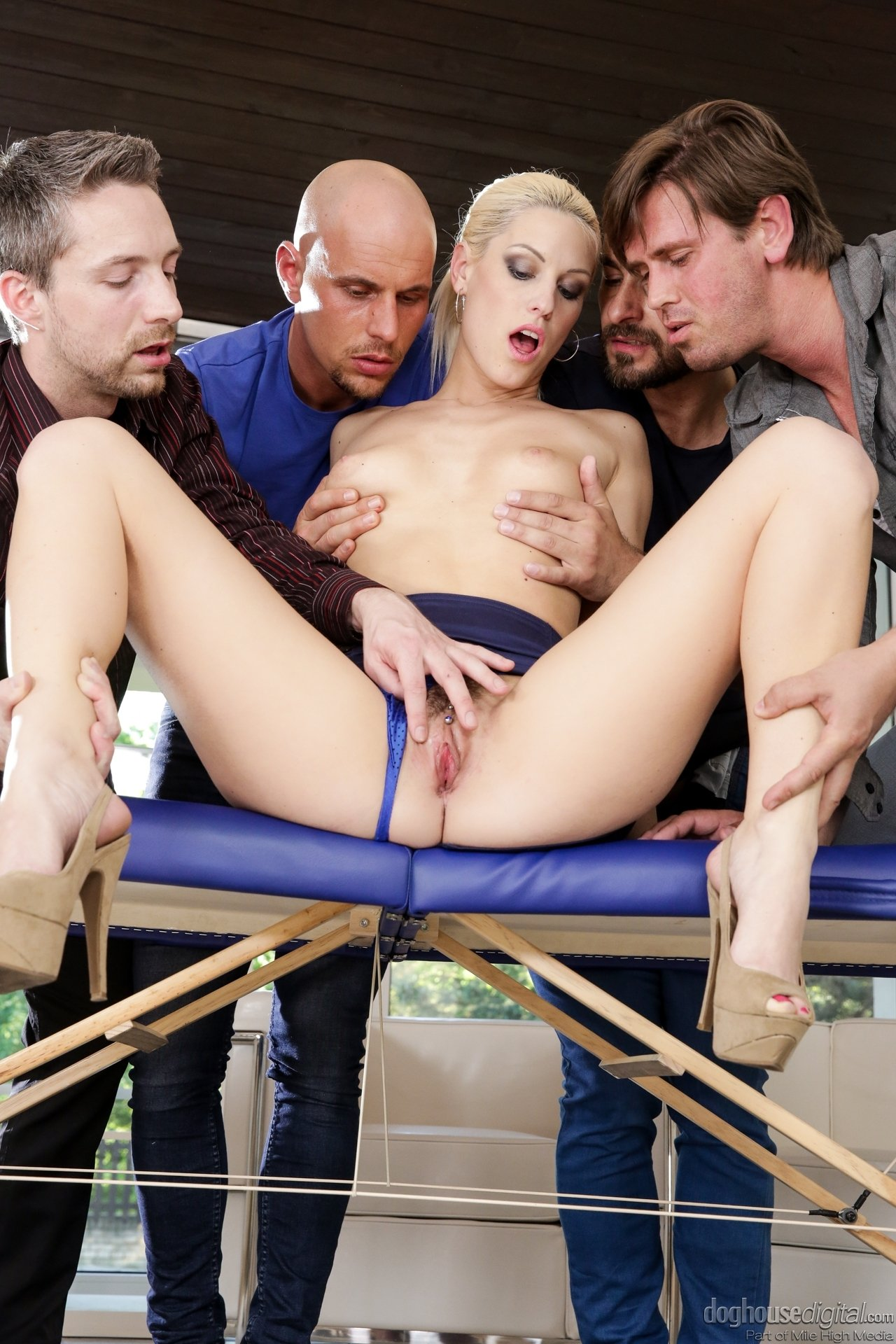 Amateur powerhouse poontang 02 scene 4 captain willy