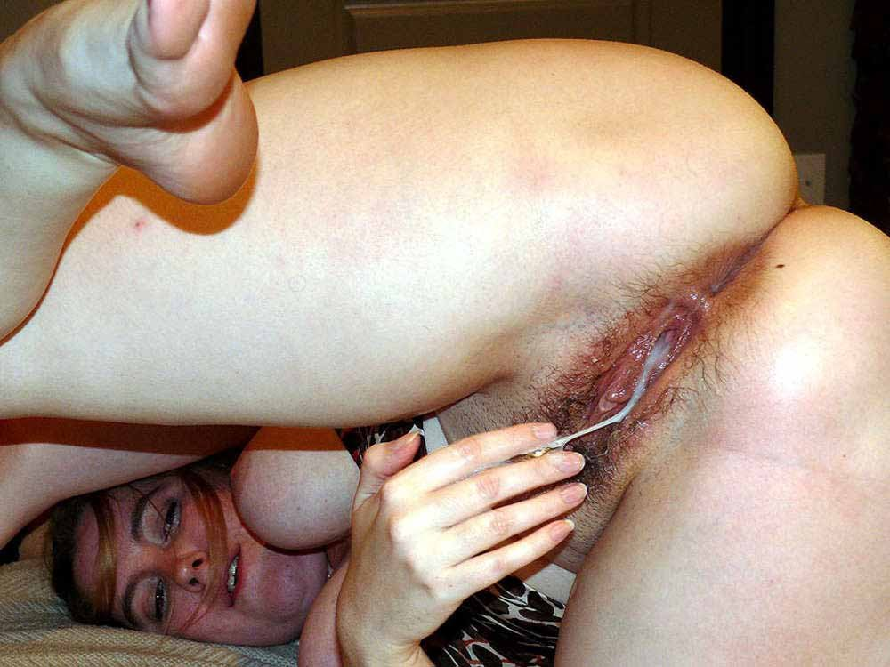 Cathy creampie anal — pic 11