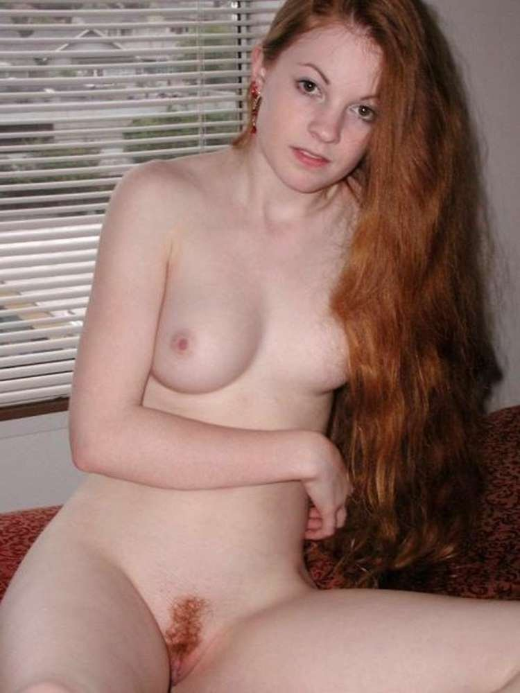 year old naked women there