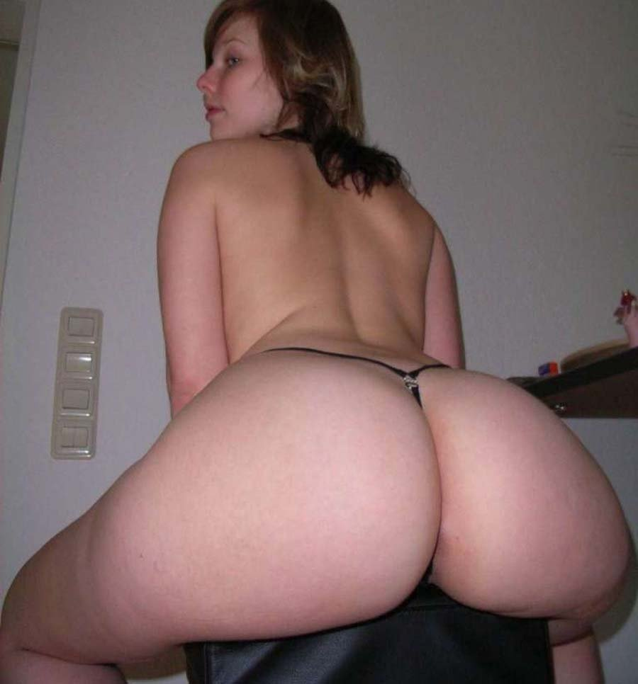 Big ass amateur video