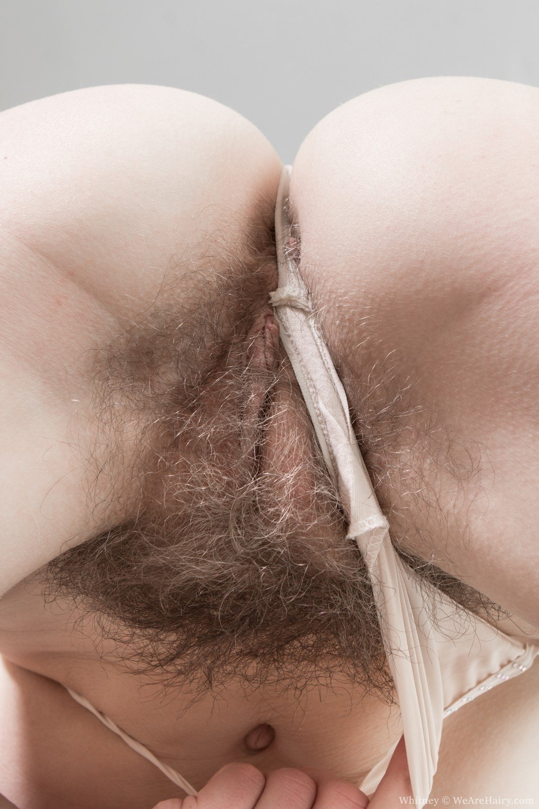 Slim hairy tube #1