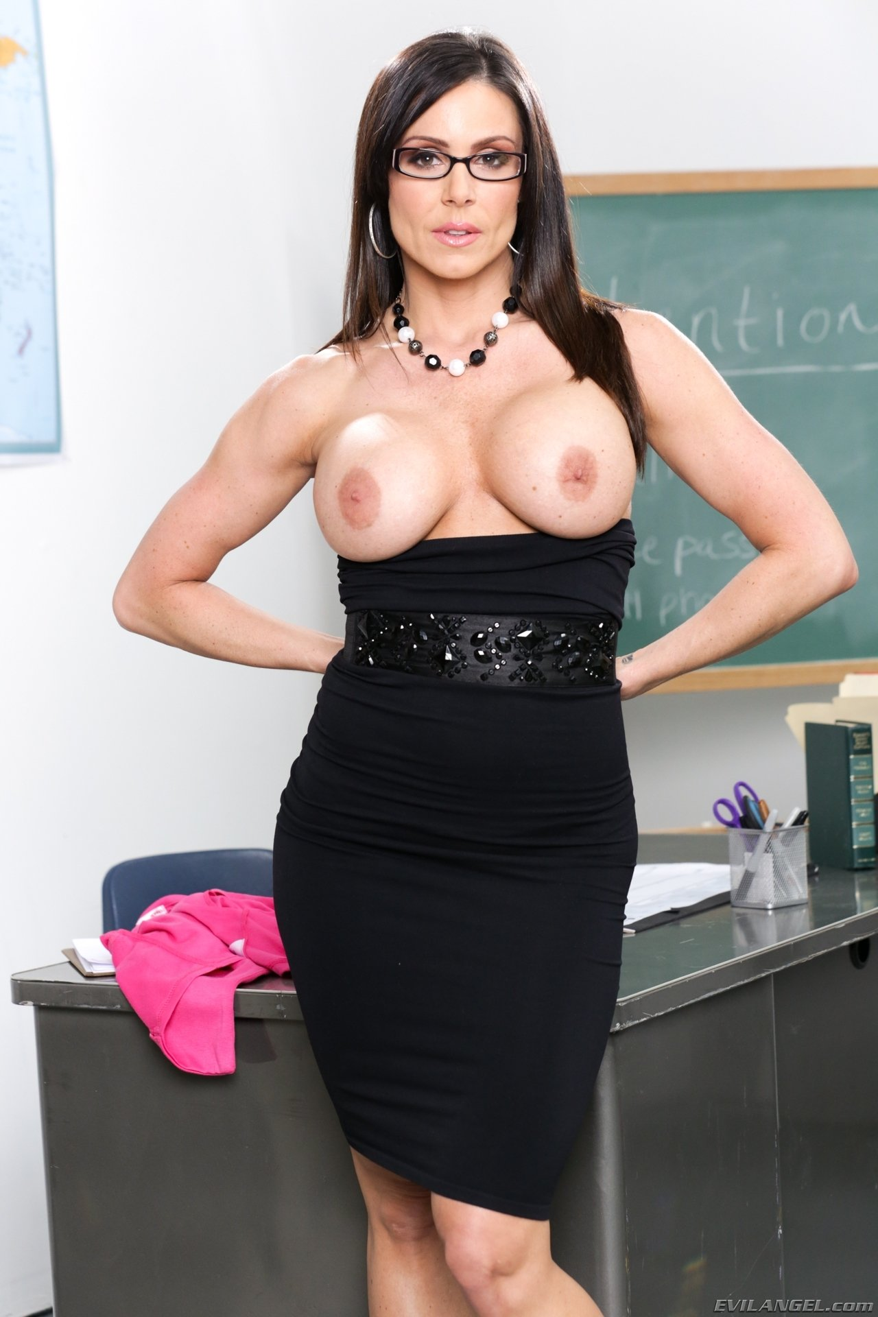 very busty milfs crammed with meat